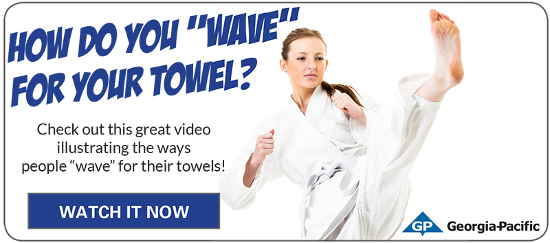 Towel_Wave