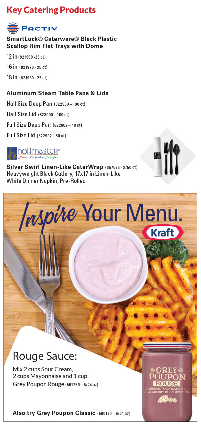 KeyCateringProducts