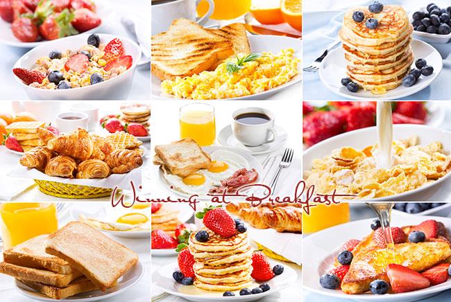 winningatbreakfast