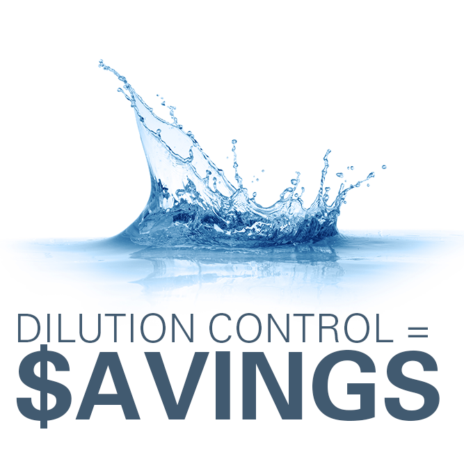 Dilution Cleaning Supplies Header