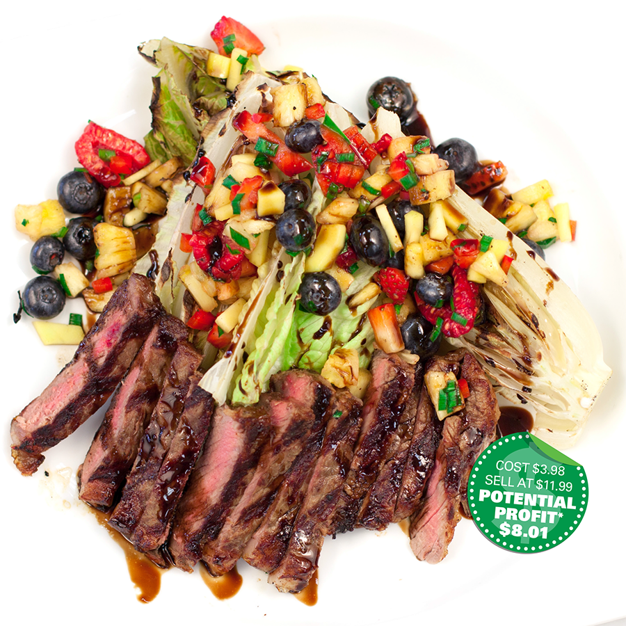 Steak, BBQ, Chicken For Foodservice