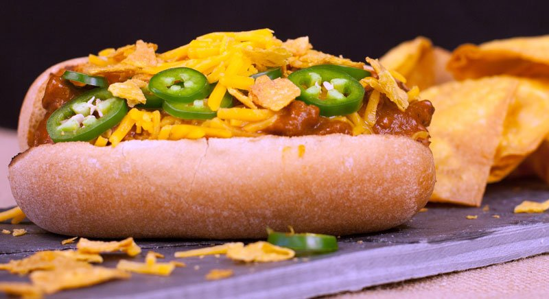 Foodservice South of the Border Hotdog