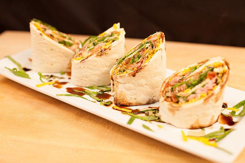 Foodservice Recipe - Hye Roller Sandwich