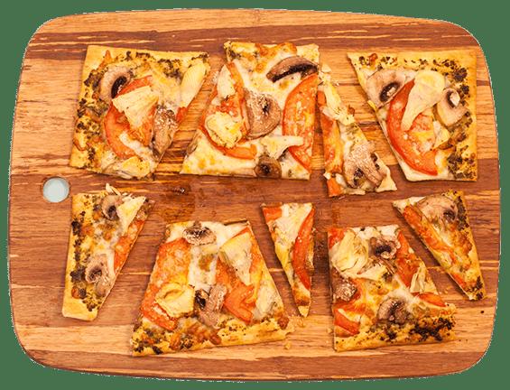 Foodservice recipe - Mediterranean Pizza
