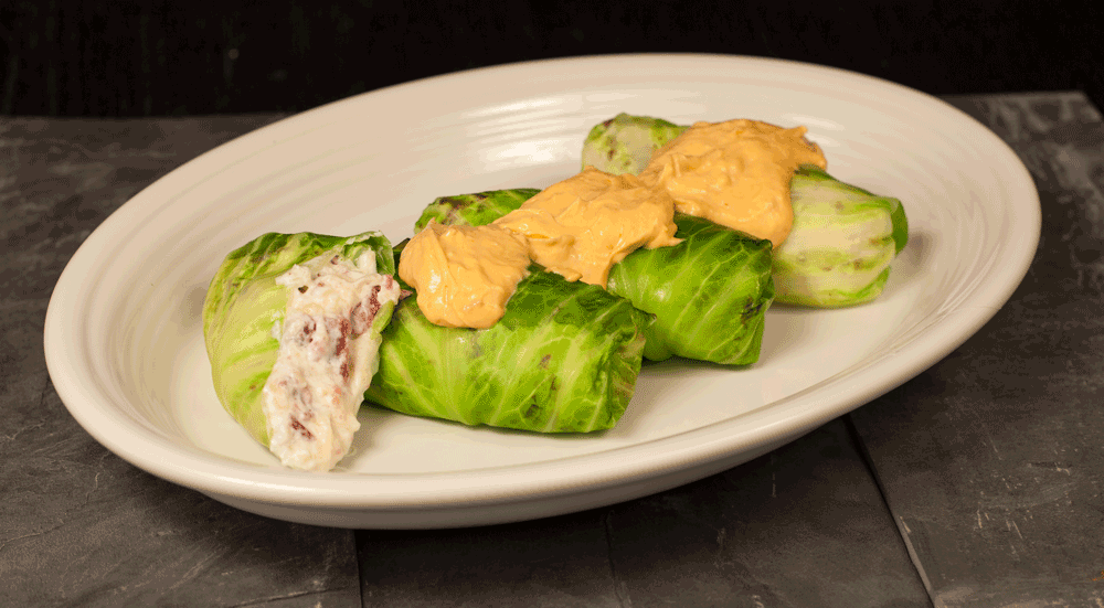 Food Service Recipe - Cabbage Rolls
