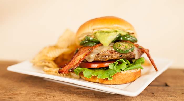 Foodservice Trends for 2016 - Jalapeno Avacado Burger
