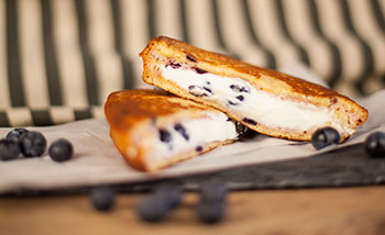 Foodservice Trends for 2016 - Blueberry Stuffed French Toast