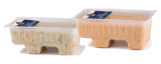 Foodservice soup tubs