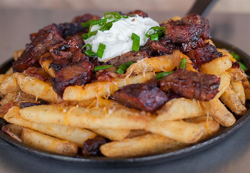 Food service recipe - BBQ Killer Fries