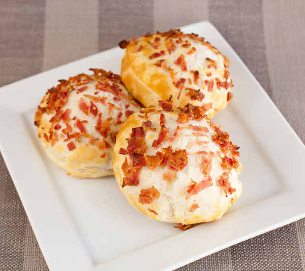 Bacon-Biscuits
