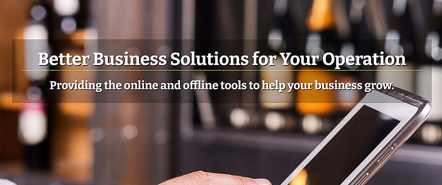 food service business solutions