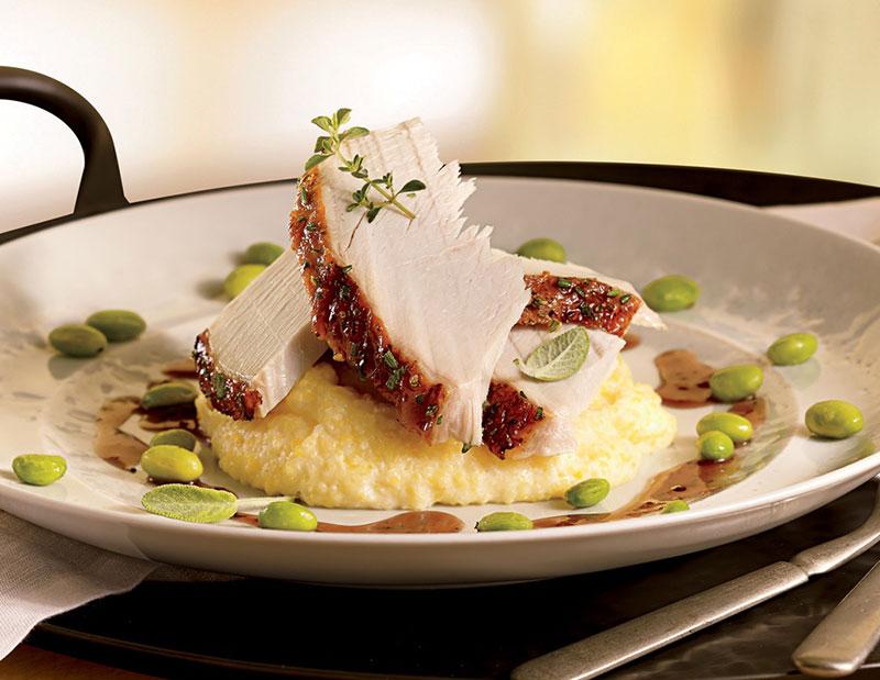 Food service - Tyson Hillshire Foil Wrapped Turkey Breast