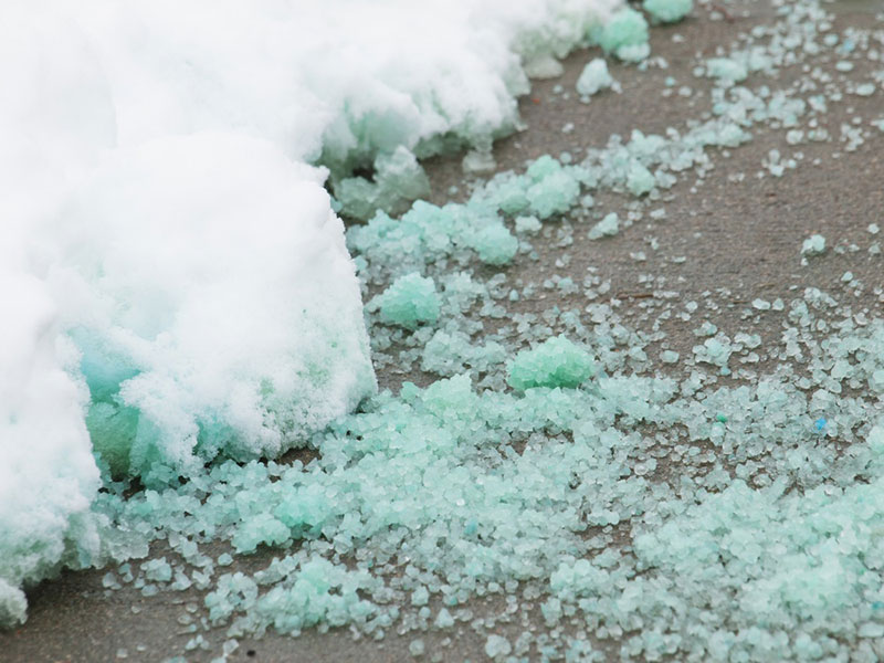 Winter Supplies Ice Melt