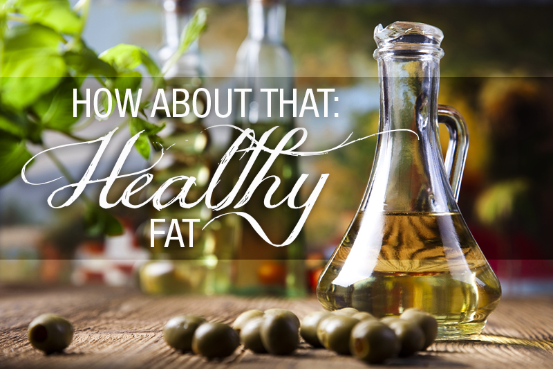 Foodservice_Olive Oil is a healthy fat