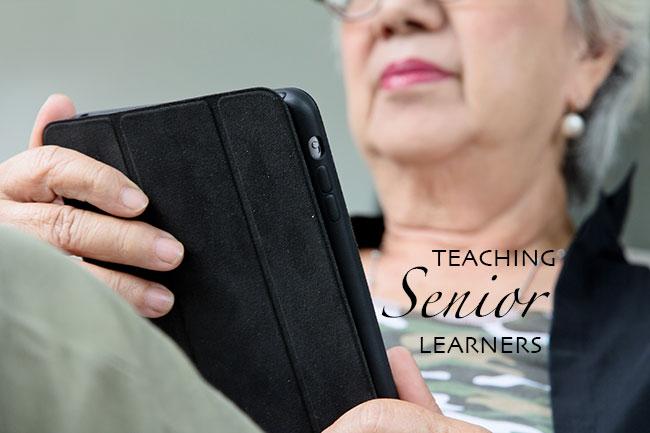 TeachingSeniorLearnersHeader
