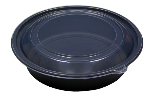 Foodservice To Go Container - EarthChoiceWithLid
