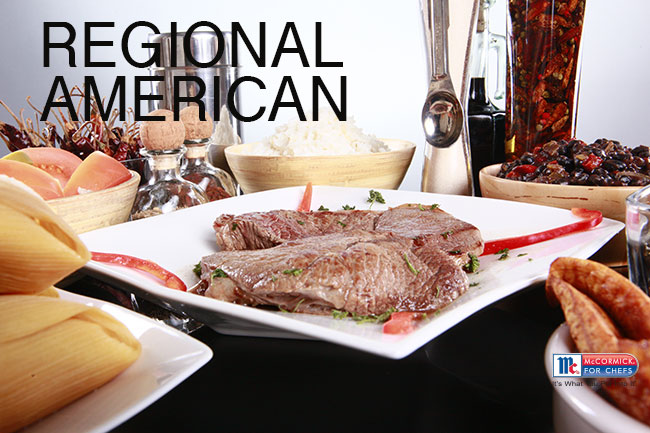 Foodservice Spices for Regional American